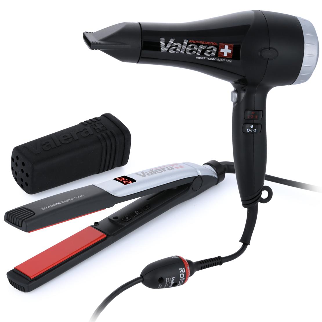 Professional Hair Dryer & Straightener