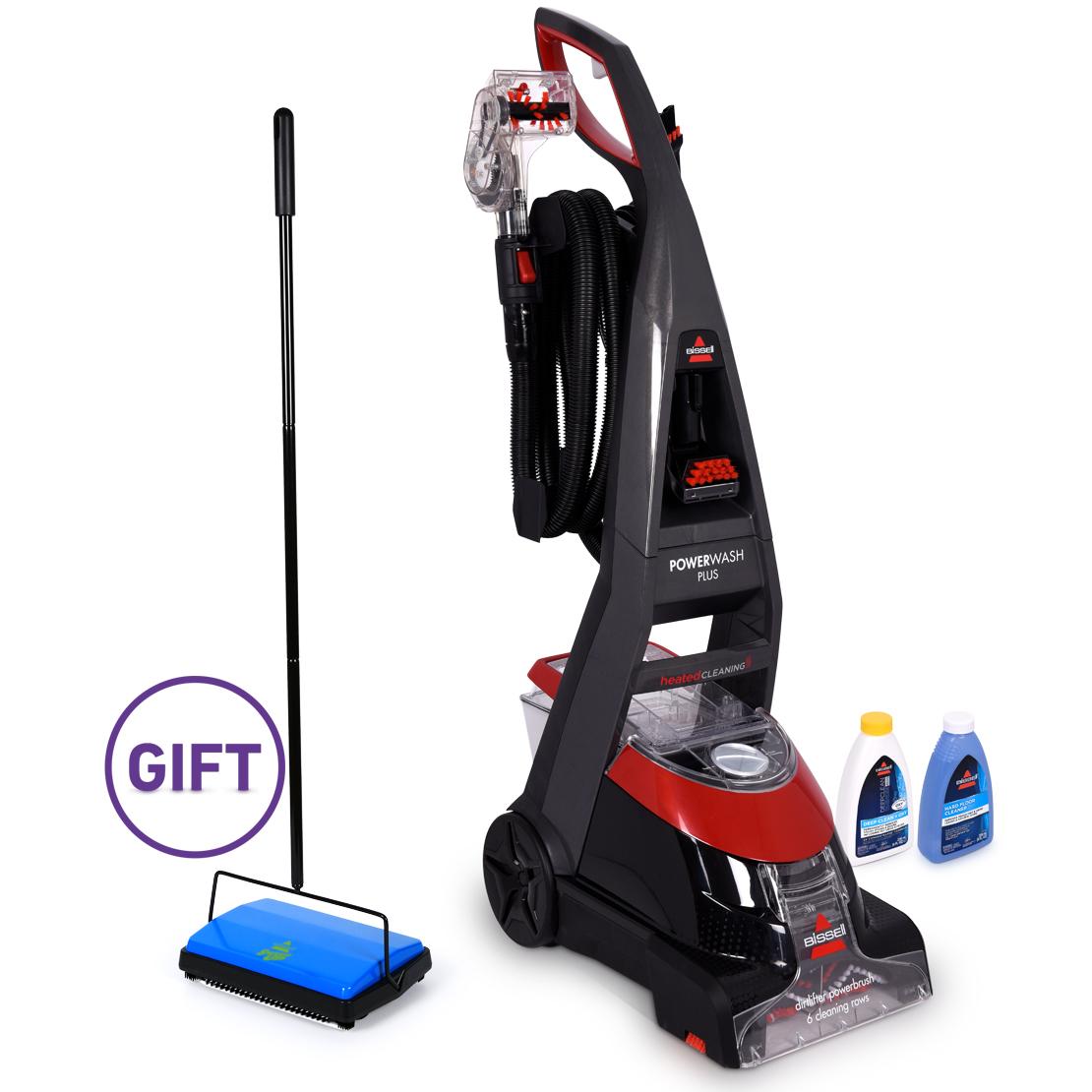 Powerwash Plus 2009K Carpet Cleaner & Gift