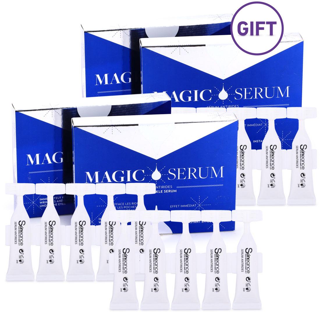 Magic Serum Buy 2 & Get 2 Free