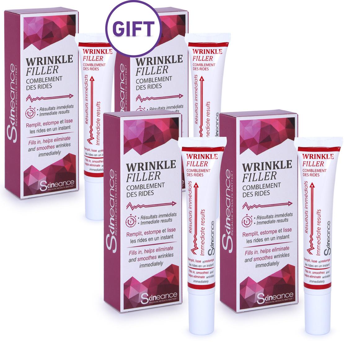 Wrinkle Filler - Buy 2  & Get 2 Free