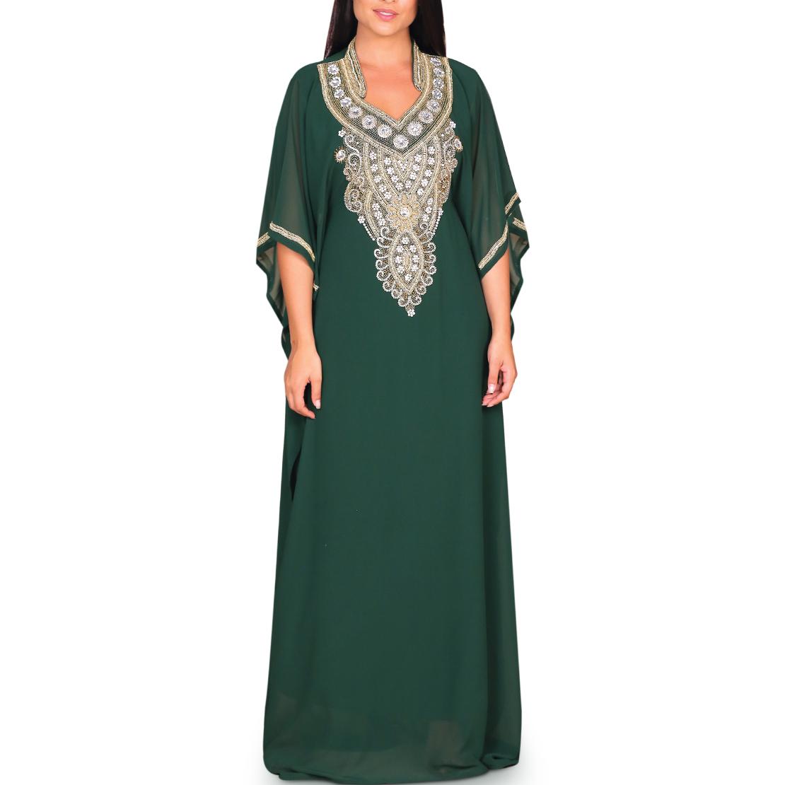Al Abeer Green Jalabiya